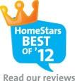 HomeStars best of 2012