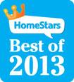 HomeStars best of 2013