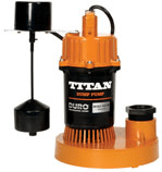 It's important to maintain your sump pump drainage system