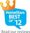 HomeStars Award best of 2012