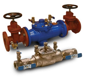 Backflow prevention backflow