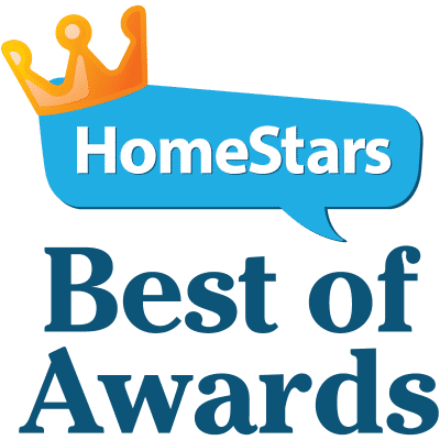 Homestars Best of Awards Winner 5 Times