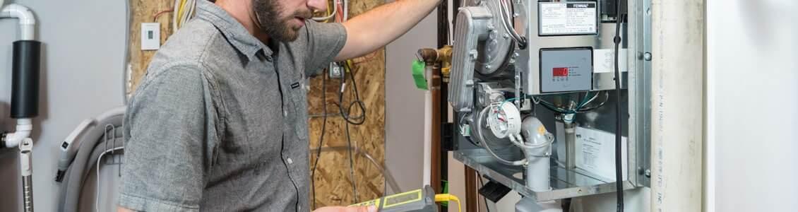 boiler repairs in Edmonton