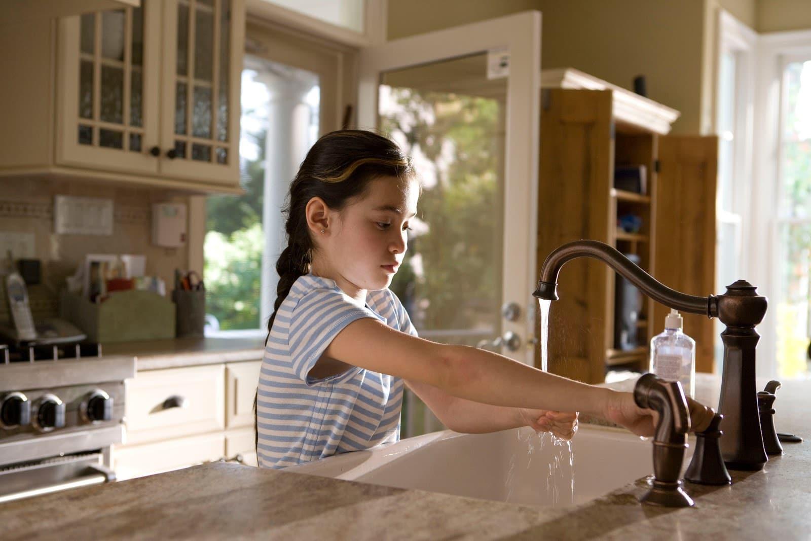 Kitchen Sink Leaking